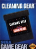 Sega Game Gear Cleaning Gear Kit