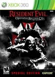 Xbox 360 Resident Evil: Operation Raccoon City Special Edition