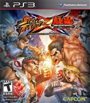 PS3 Street Fighter x Tekken