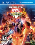PS Vita Ultimate Marvel vs Capcom 3