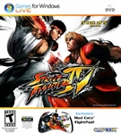 PC Street Fighter IV MadCatz Bundle