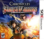3DS Samurai Warriors Chronicles