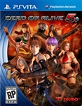 PS Vita Dead or Alive 5 Plus
