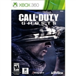 Xbox 360 Call of Duty: Ghosts
