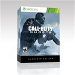 Xbox 360 Call of Duty: Ghosts - Hardened Edition