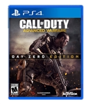 PS4 Call of Duty: Advanced Warfare Day Zero Edition
