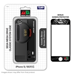 SEGA® Mega Drive System Style iPhone 5/5s Silicon Case with Bonus Screen Protector (Sega Hardware Series) (Import)