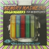 Madness Memory Card Organizer Multi-Color