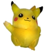 Pokemon Pikachu Reversible Mascot