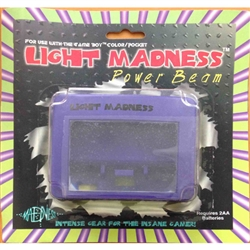 GB Light Madness Visual Booster for GameBoy Pocket/Color - Purple