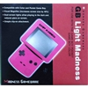 GB Light Madness Visual Booster for GameBoy Pocket/Color - Red