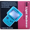 GB Light Madness Visual Booster for GameBoy Pocket/Color - Green