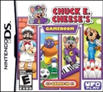 NDS Chuck E. Cheese's Gameroom
