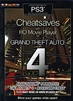 Xploder Cheatsaves for PS3 Grand Theft Auto 4