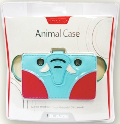 Blaze DSi / DS Lite Animal Case Elephant