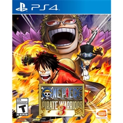 PS4 One Piece: Pirate Warriors 3