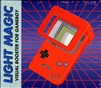 Light Magic Visual Booster for GameBoy - Red