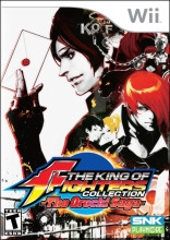 Wii The King of Fighters Collection: The Orochi Saga