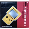 GB Light Madness Visual Booster for GameBoy Pocket/Color - Yellow