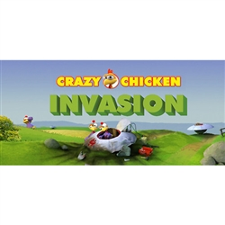 Moorhuhn Invasion (Crazy Chicken Invasion)(STEAM Key)(PC)