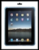 Blue Silicon Protective Case for iPad