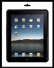 Black Silicone Protective Case for iPad