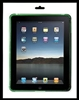 Green Silicone Protective Case for iPad