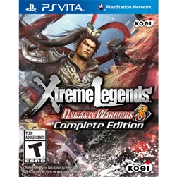 PS Vita Dynasty Warriors 8 - Xtreme Legends Complete Edition