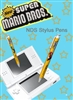 NDS Super Mario Brothers Stylus Pens