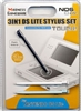 Madness Gameware DS Lite 3 in 1 Stylus Set