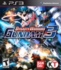 PS3 Dynasty Warriors Gundam 3