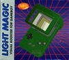 Light Magic Visual Booster for GameBoy - Green