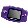 Game Boy Advance Indigo System WITHOUT ORIGINAL BOX AND MANUALS